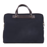 Mismo M/S Office Navy/Dark Brown Back