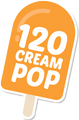 120 Cream Pop E Liquid