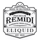 REMIDI Premium E Liquid
