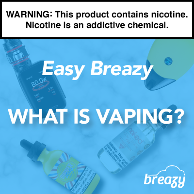 What is vaping? An explanation