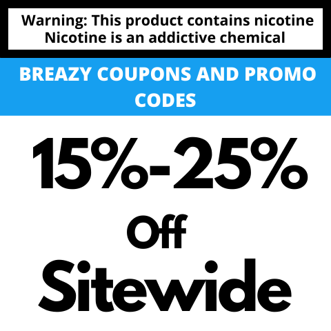 Breazy Coupons and Promo Codes