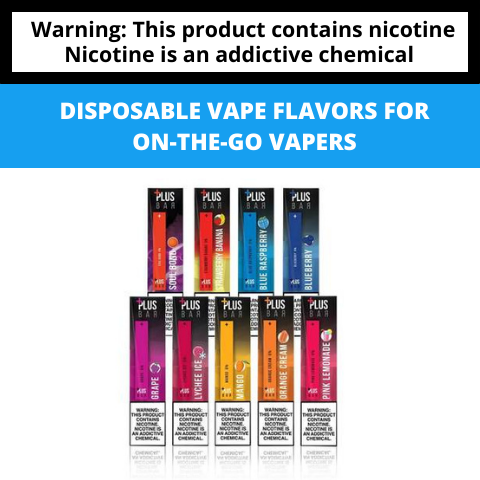 Disposable Vape Flavors for On-the-Go Vapers