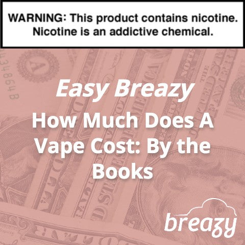 How Much Does A Vape Cost