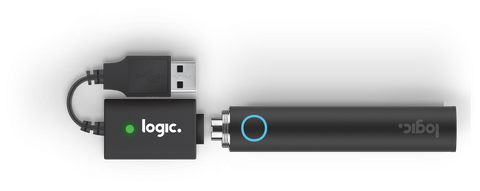 Vape Guide: How to Charge Your Logic Pro – Breazy