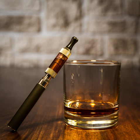 Vapes and Adult Beverages: A Rough Pairing Guide