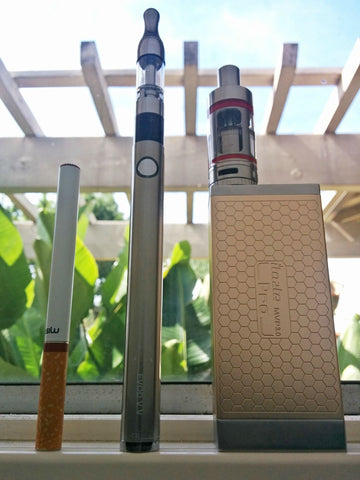Vaping Devices: An Introduction For Beginners