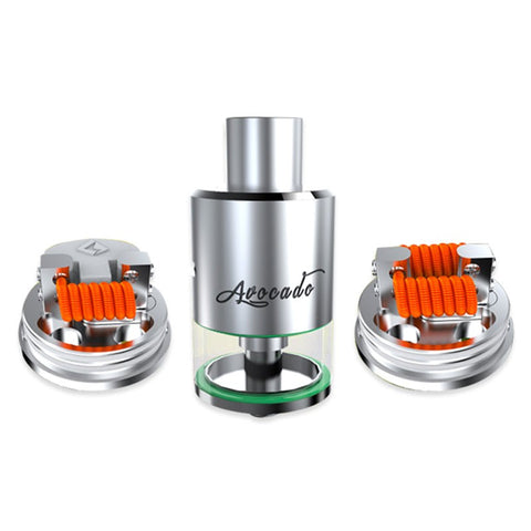 Geekvape Avocado RTA Rebuildable Tank Atomizer at Breazy.com