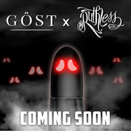 gost and ruthless e juice team up