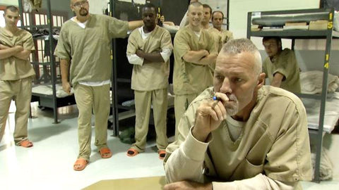 Vaping in prison