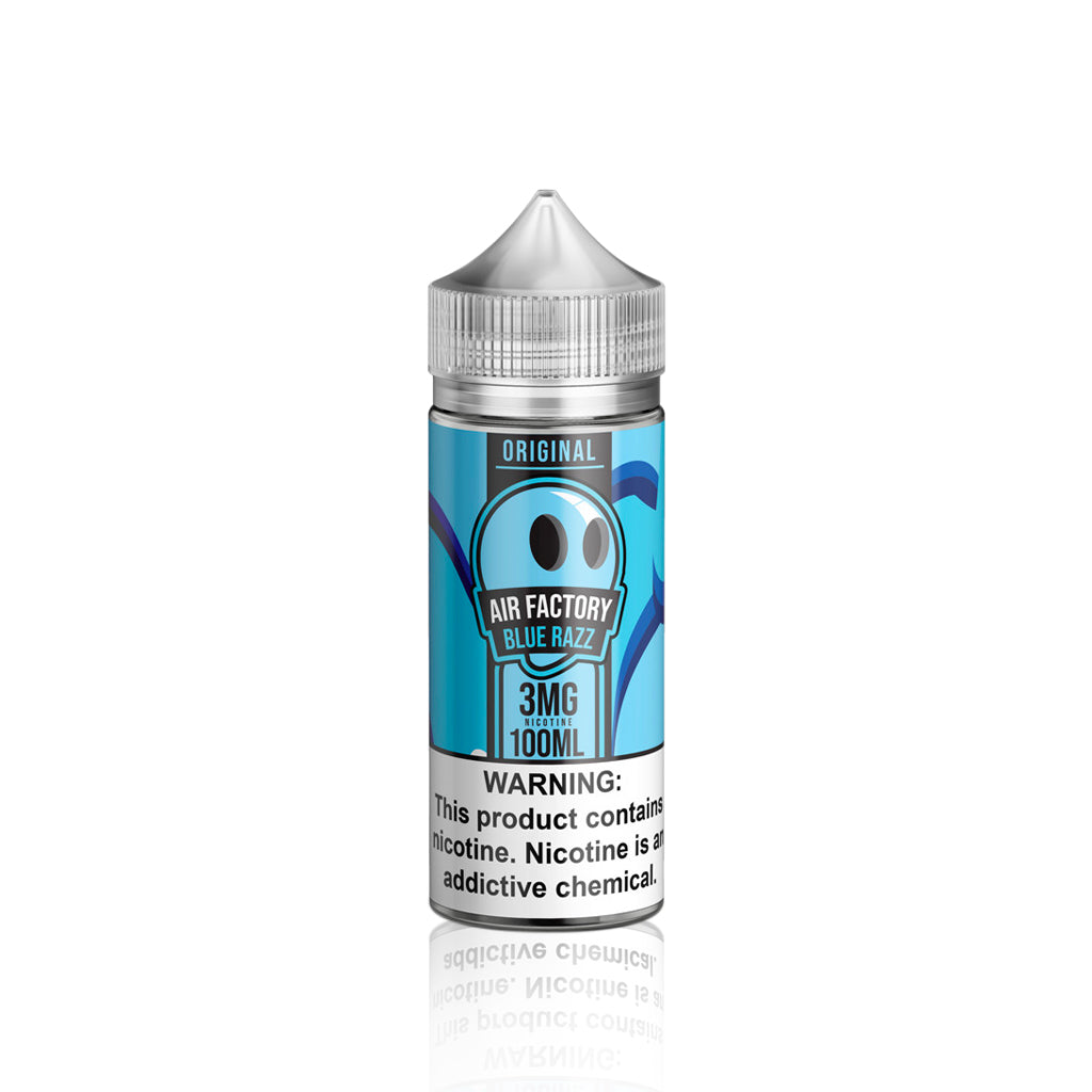 Blue Razz E-juice by Air Factory