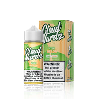 Kiwi Melon - Cloud Nurdz E Liquid