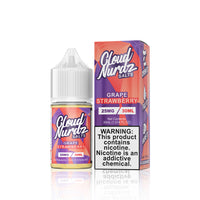 Strawberry Grape - Cloud Nurdz Salts E Liquid