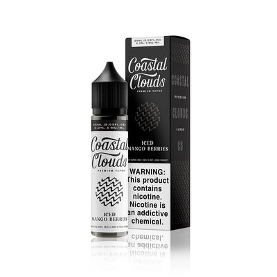 Iced Mango Berries by Confections by Coastal Clouds E Liquid