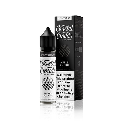 Maple Butter by Confections by Coastal Clouds E Liquid