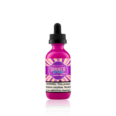 Blackberry Crumble - Dinner Lady E Liquid