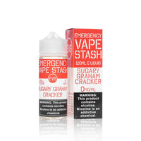 Sugary Graham Cracker - Emergency Vape Stash E Liquid