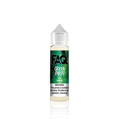 Green Party - FAQ E Liquid