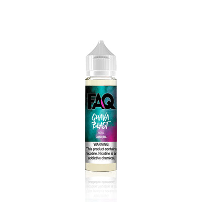 Guava Blast - FAQ E Liquid