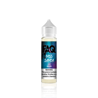 Miss Samoa - FAQ E Liquid