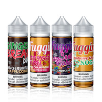 Fuggin Vapor E Liquid Holiday Special Bundle (4 Pack) - Fuggin Vapor E Liquid