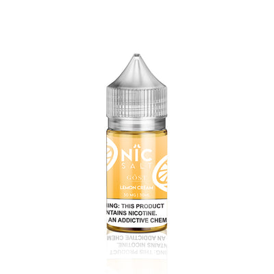 Lemon Cream - Nic Salt Gost Vapor