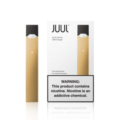 Blush Gold Device Kit - JUUL