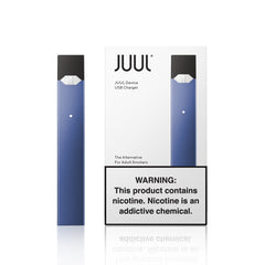 JUUL Navy Blue Limited Edition Basic Kit - JUUL