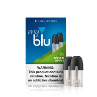 MyBlu Green Apple Liquidpods (2 Pack) - Blu