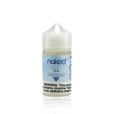 Berry (Very Cool) - Naked 100 Menthol E Liquid