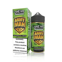 Army Man (Salt E Liquid) - One Hit Wonder E Liquid