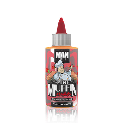 Mini Muffin Man Strawberry - One Hit Wonder E Liquid