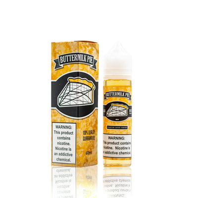 Buttermilk Pie by Primitive Vapor Co E Liquid