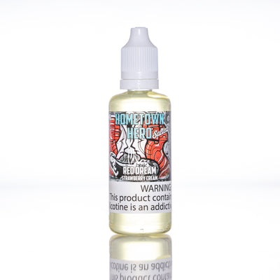 Red Dream Salted - Hometown Hero Salted E Liquid
