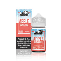 Guava Reds Apple Ice - Vape 7 Daze