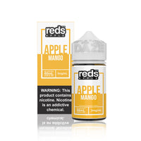 Mango Reds Apple E Juice - Vape 7 Daze