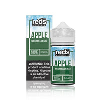 Watermelon Reds Apple Ice - Vape 7 Daze