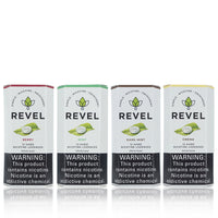 Hard Nicotine Lozenges - Revel