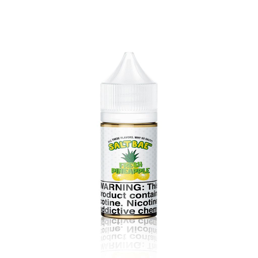 Fresh Pineapple - Salt Bae 50 E Liquid