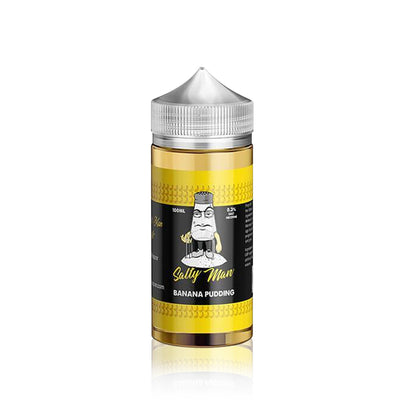 Banana Pudding - Salty Man E Liquid