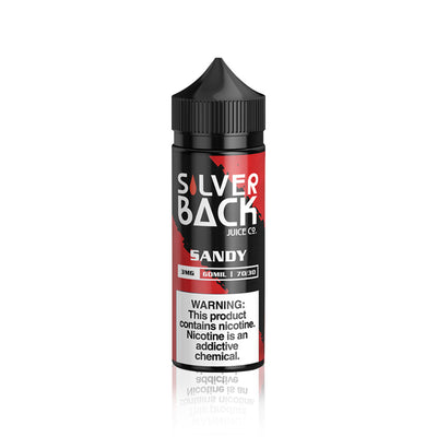 Sandy - Silverback Juice Co.