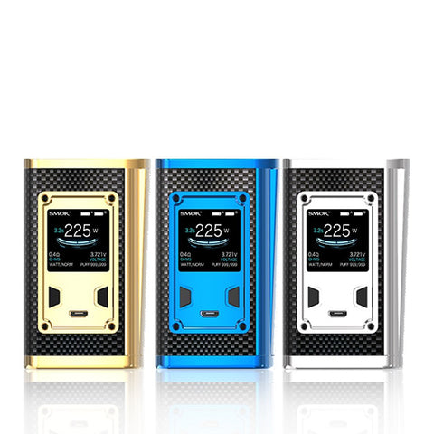 Majesty 225W Luxe Edition Box Mod - Smok
