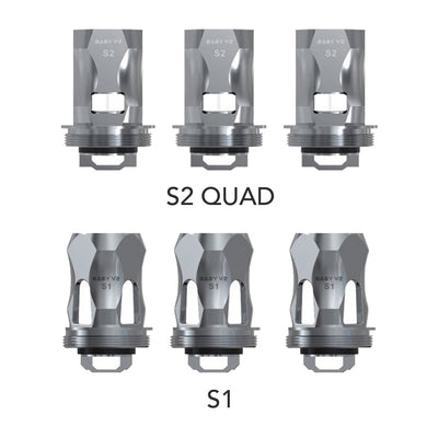 Smok TFV8 Baby V2-S Stick Replacement Coils (3 Pack)