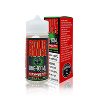 Sour Strawberry - Sour House E Liquid
