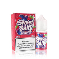 Berries - Sweet & Salty E Liquid