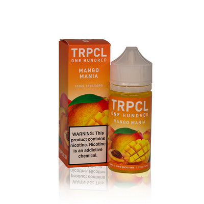 Mango Mania - Tropical 100 E Liquid