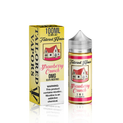 Strawberry Crunch - Tailored House E Liquid