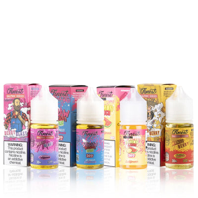 The Finest Fruit SaltNic Series Bundle