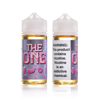 Strawberry by The One E Liquid