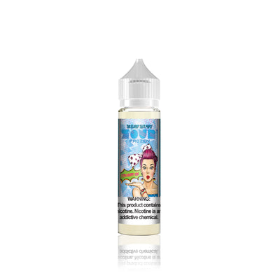 Frozen Strawberry Kiwi - Zour Frozen E Liquid