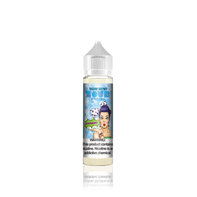Frozen Watermelon Berry - Zour Frozen E Liquid